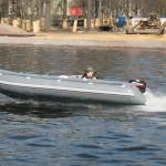 купить лодку флагман 450 в спб
