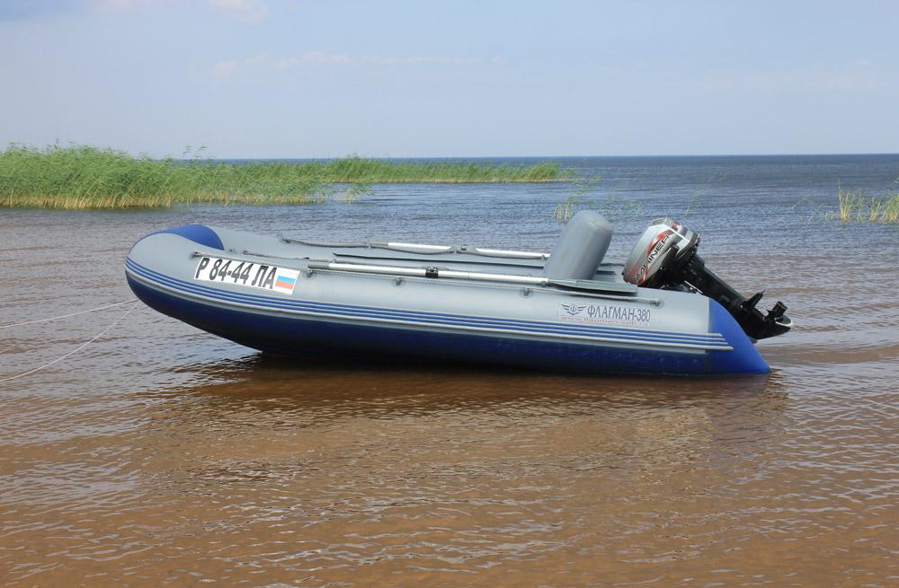 Мифы о надувных лодках ПВХ