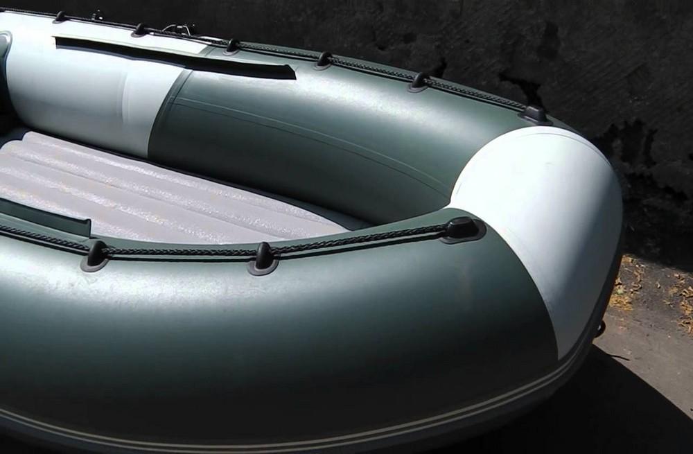 Какие днища бывают в надувных ПВХ лодках