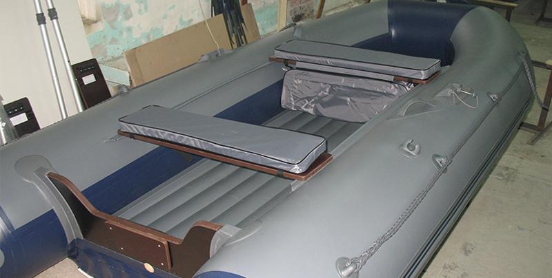 Отличия конструкции надувных лодок ФЛАГМАН