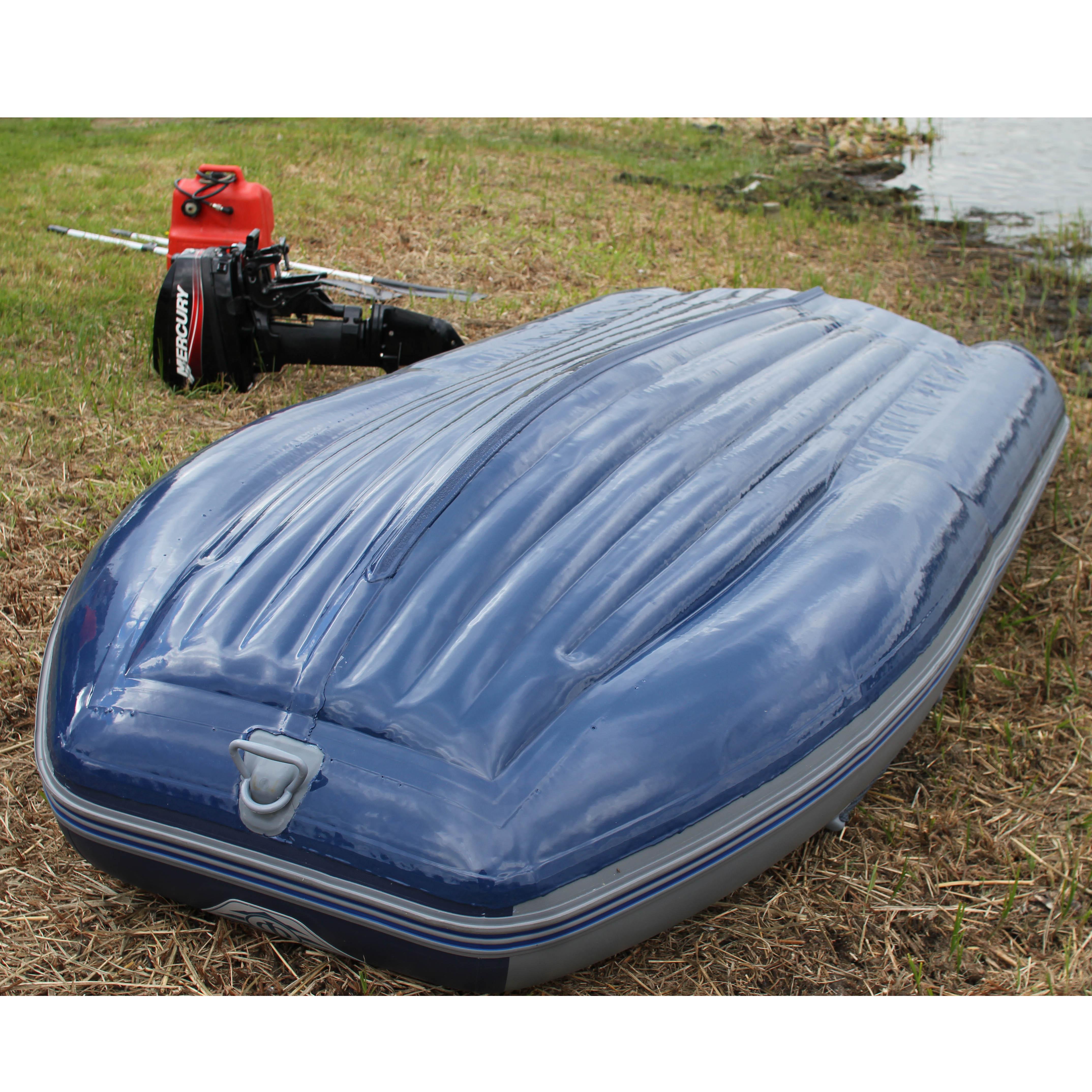 Нужно ли мыть лодку из ПВХ: секреты правильного ухода за плавсредством