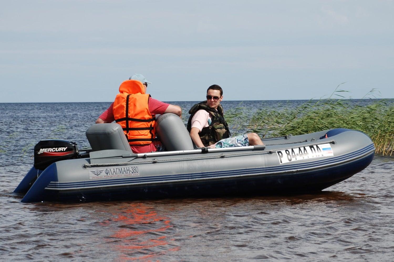 Установка кресла в ПВХ лодку