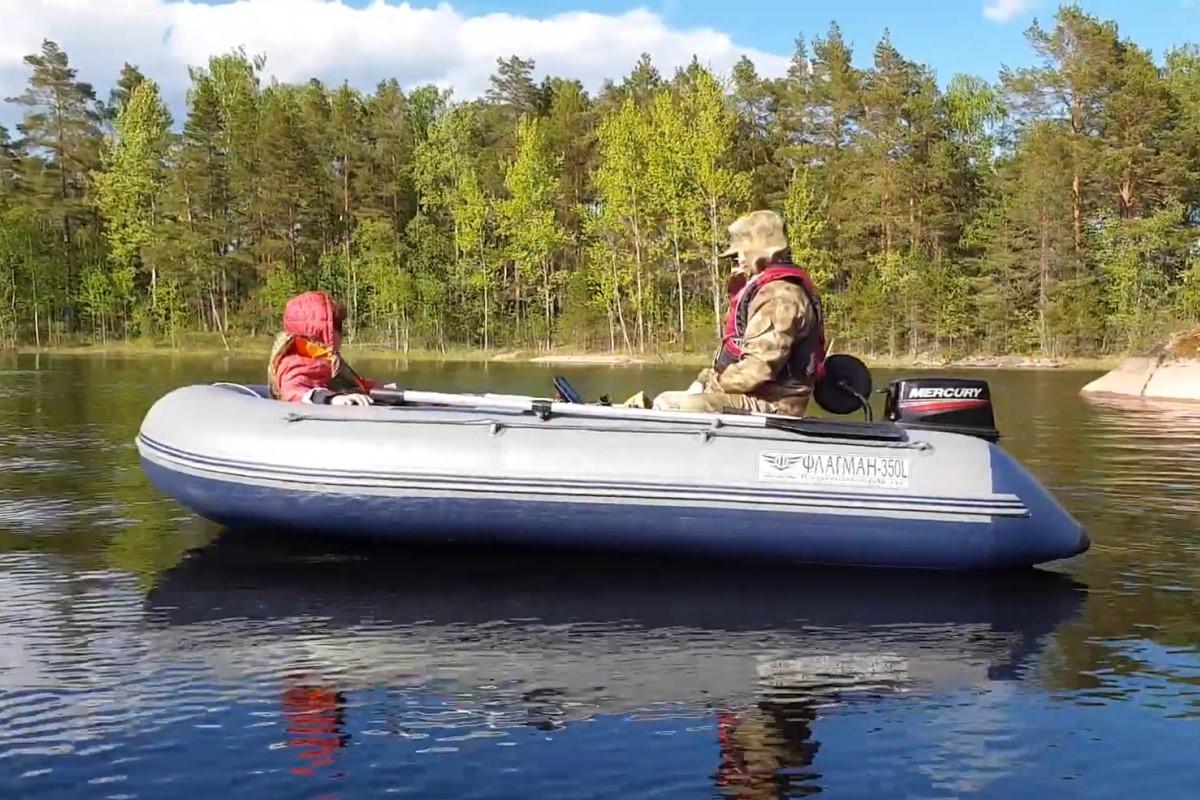 Какие лодки требуют регистрации в ГИМС?